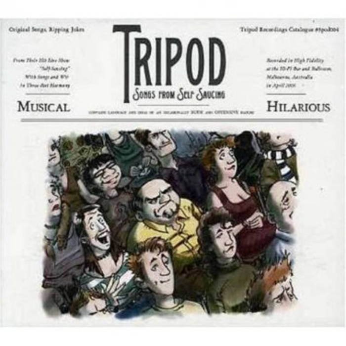 Tripod - Songs from Self-saucing
